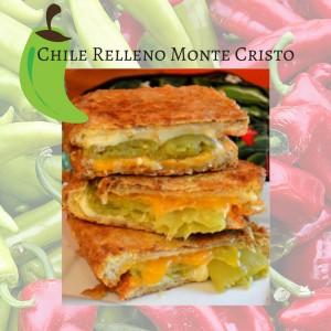 Chile Relleno Monte Cristo Sandwich