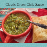 Classic Green Chile Sauce