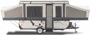 Comet Pop-Up Tent Trailers