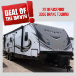 April Deal of the Month – Passport 3350BH Grand Touring
