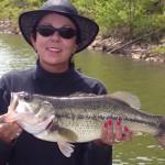 6 pound bass