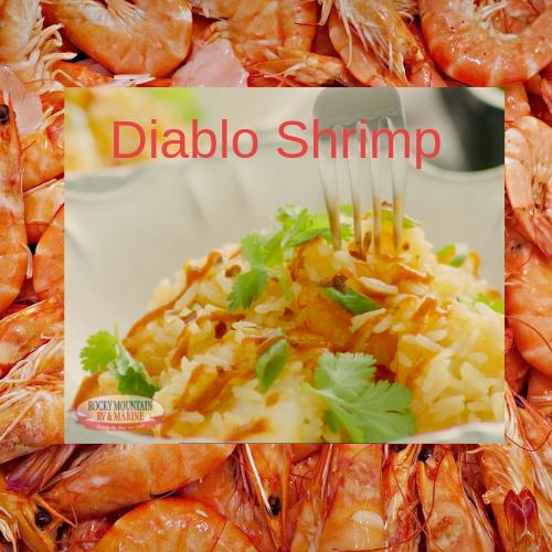 Diablo Shrimp