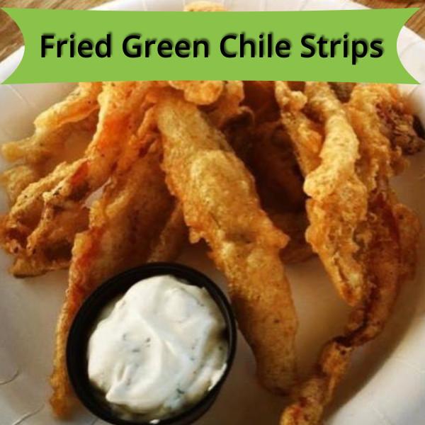 Fried GC Strips