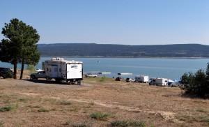 Heron Lake Primitive Camping
