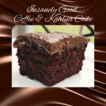 Insanely Good Coffee _ Kahlua Cake