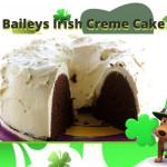 Baileys Irish Creme Cake