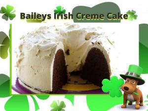Irish Creme Cake
