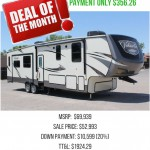 August Deal of the Month