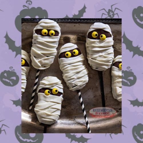 Nutter Butter Mummies