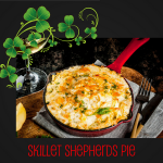 Skillet Irish Shepherd's Pie
