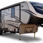 CrossRoads Cruiser Fifth Wheel Review: Cruise On Into Luxury