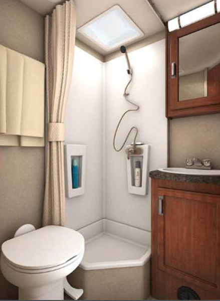 lance bathroom
