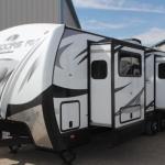 black stone travel trailer