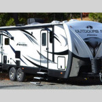 Black Stone Mountain Series Travel Trailer Review