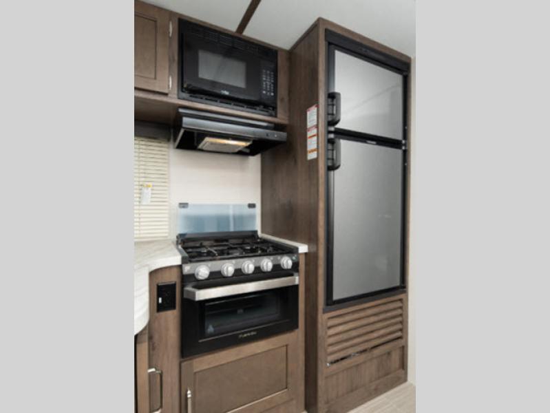 2020 keystone passport kitchen