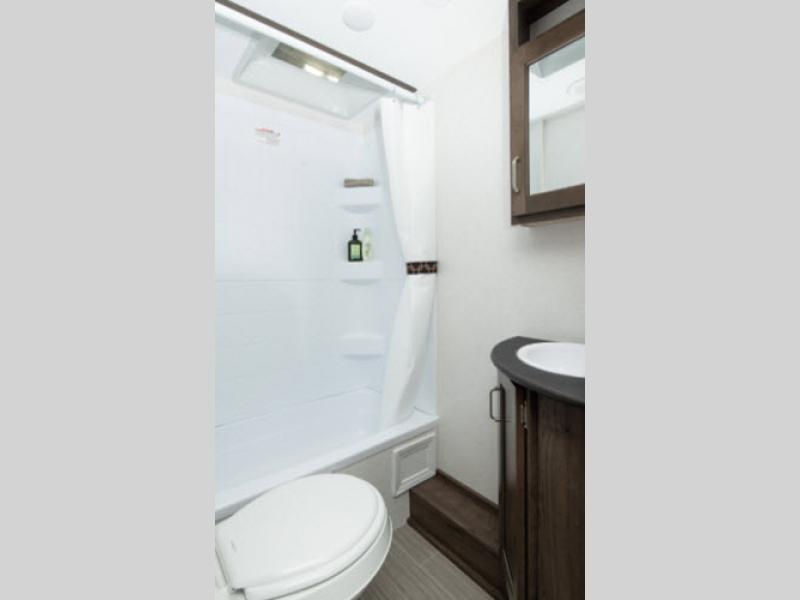 2020 keystone passport bathroom