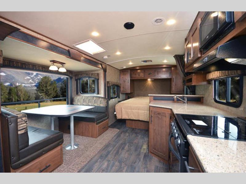 timber ridge travel trailer living room