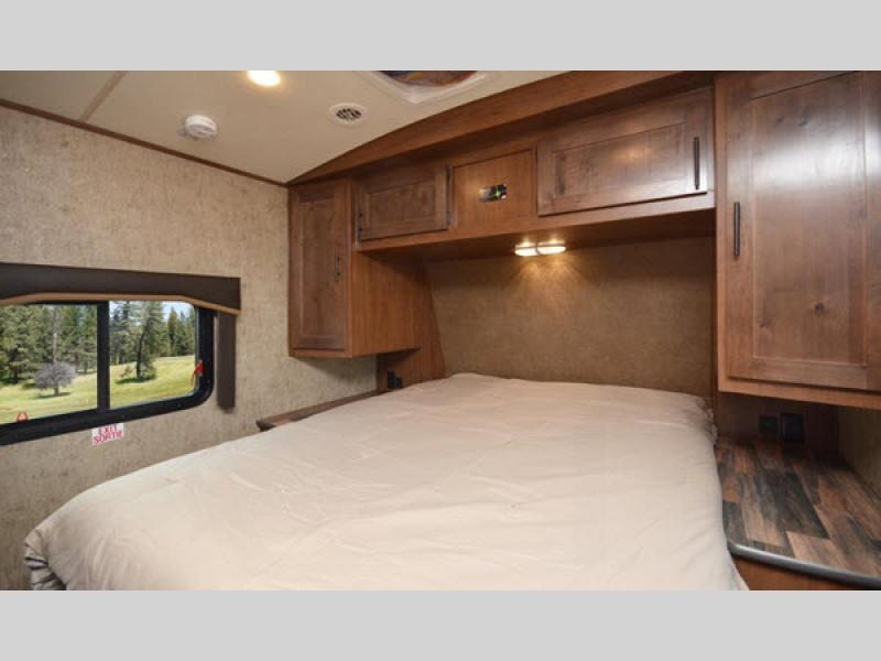 bedroom Timber Ridge Mountain Series Travel Trailer