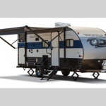 Cherokee Wolf Pup Travel Trailer Review
