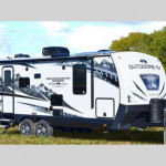 Outdoors Back Country Series MTN TRX Travel Trailer