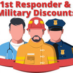 Military & First Responder Discounts