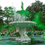 Savannah's the Place For St. Patty's Day!