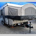 Coachmen Clipper Pop-Up Trailer