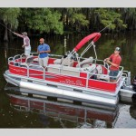 Sun Tracker Bass Buggy Pontoon Boat Review: More Fun in the Sun