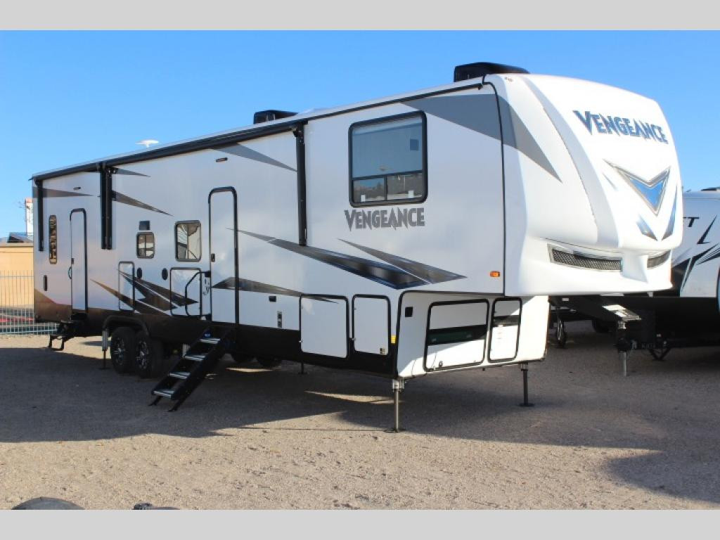 New 2019 Forest River RV Vengeance 345A13