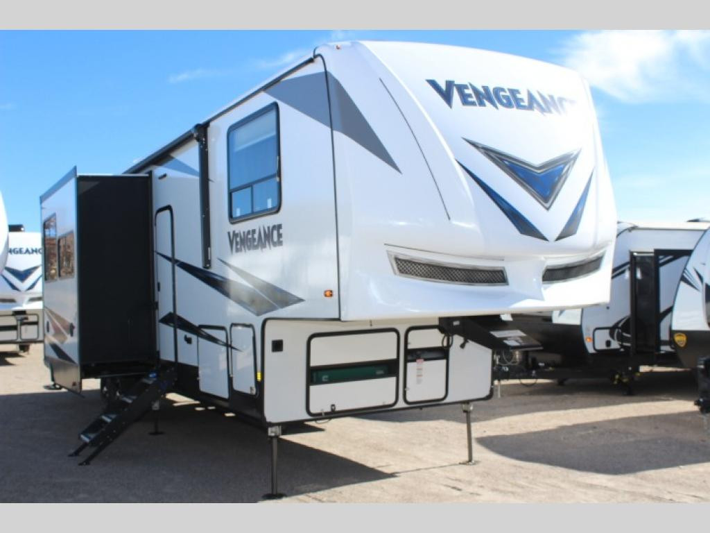 New 2019 Forest River RV Vengeance 348A13