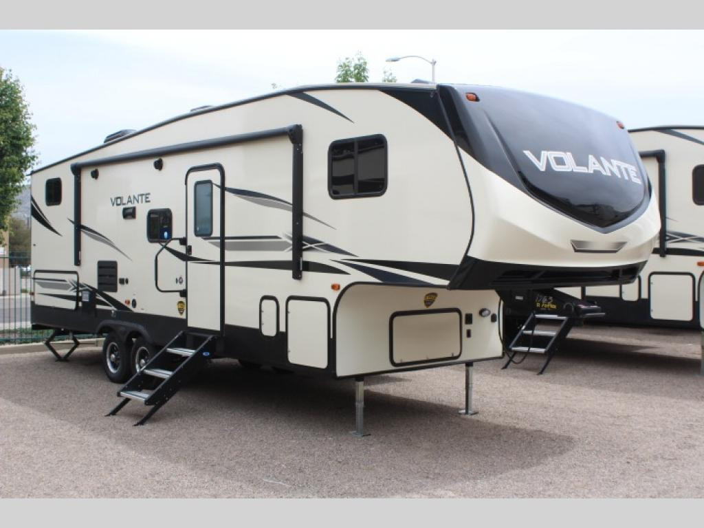 Volante fifth wheel
