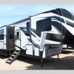 2 Great Toy Hauler Fifth Wheels For Large Families