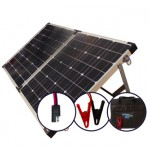 Portable 100W Solar Panel Kit