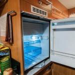 fridge in RV