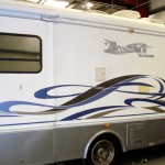 Paul Evert's RV Country Paint JOb after 2