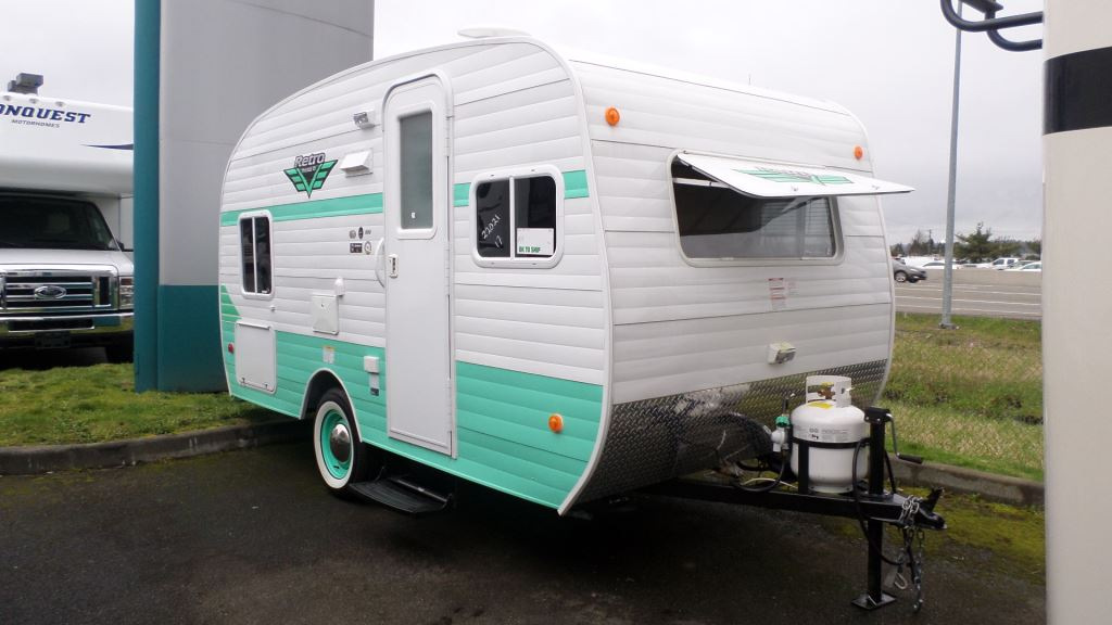 Compact Lightweight Travel Trailers Make Rv Camping Easy