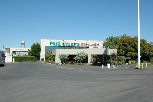 Paul Evert S Rv Country Flagship Location In Fresno Ca