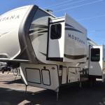 Keystone Montana Fifth Wheels