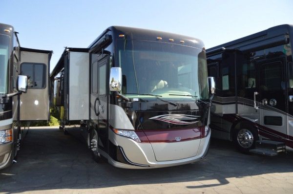 Tiffin Allegro Class A Motorhome Brand Review: Three RVs