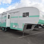 Riverside RV Retro travel trailer