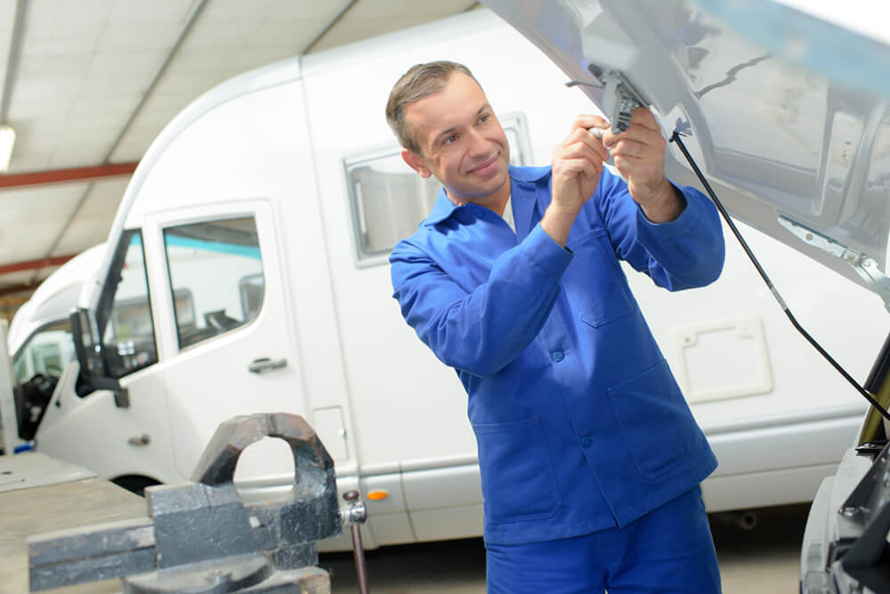 RV technician