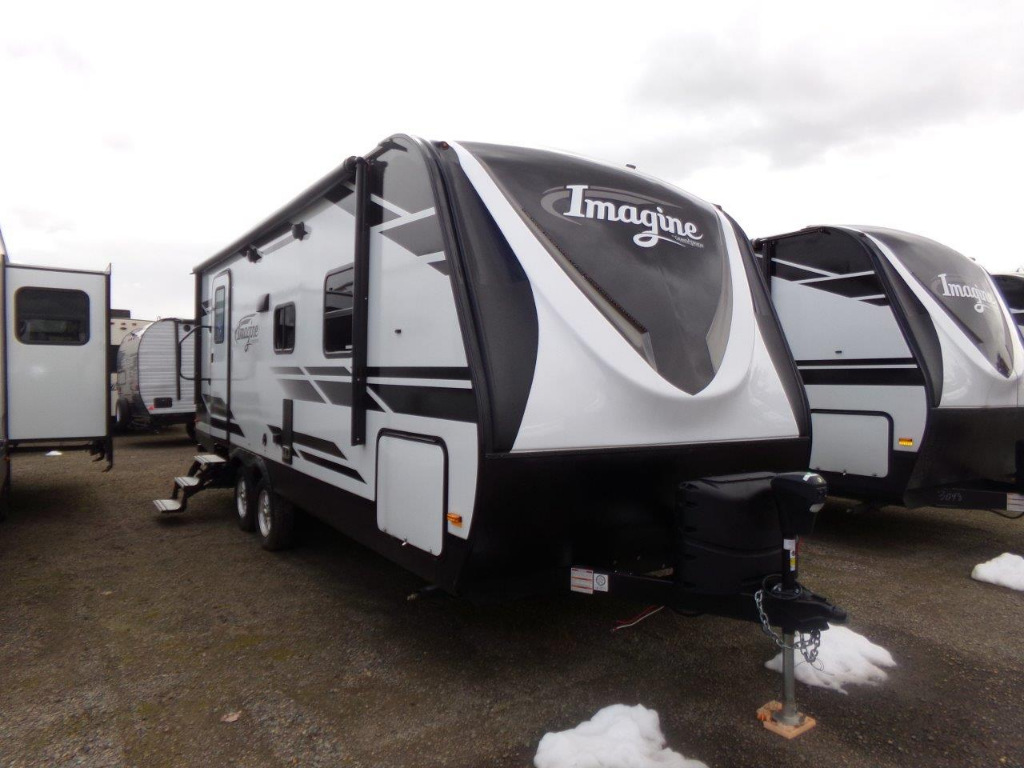 Trailers For Less >> Less Is More Check Out Our Lightweight Travel Trailers For