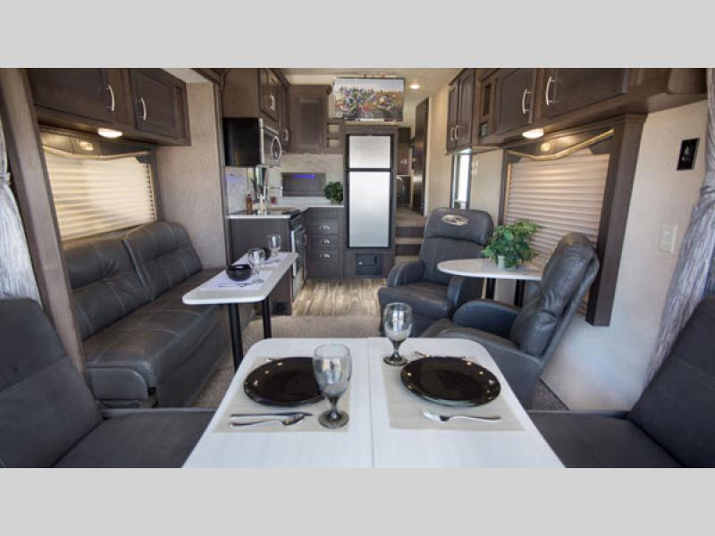 Forest River Stealth Travel Trailer