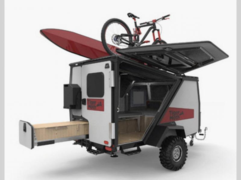 TAXA Outdoors TigerMoth travel trailer