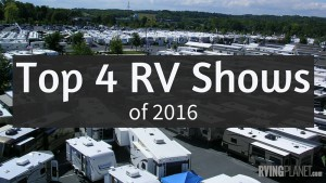 Top 2016 RV Shows