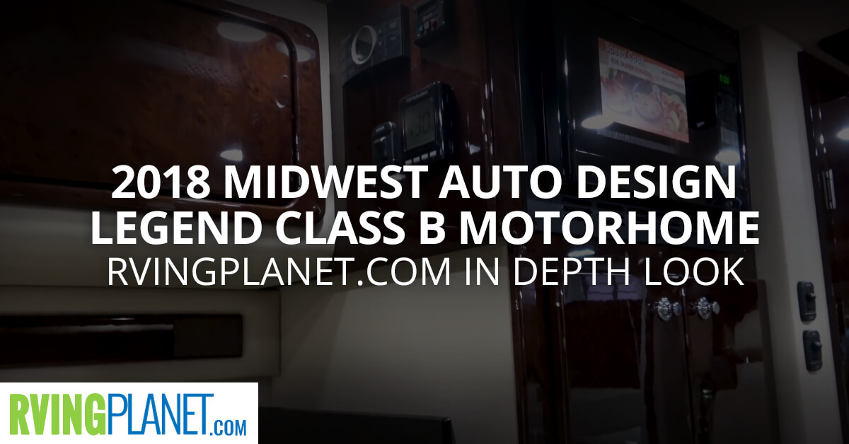 2018 Midwest Auto Design Legend Class B Motorhome (1)