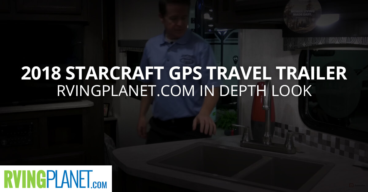 2018 Starcraft GPS Travel Trailer