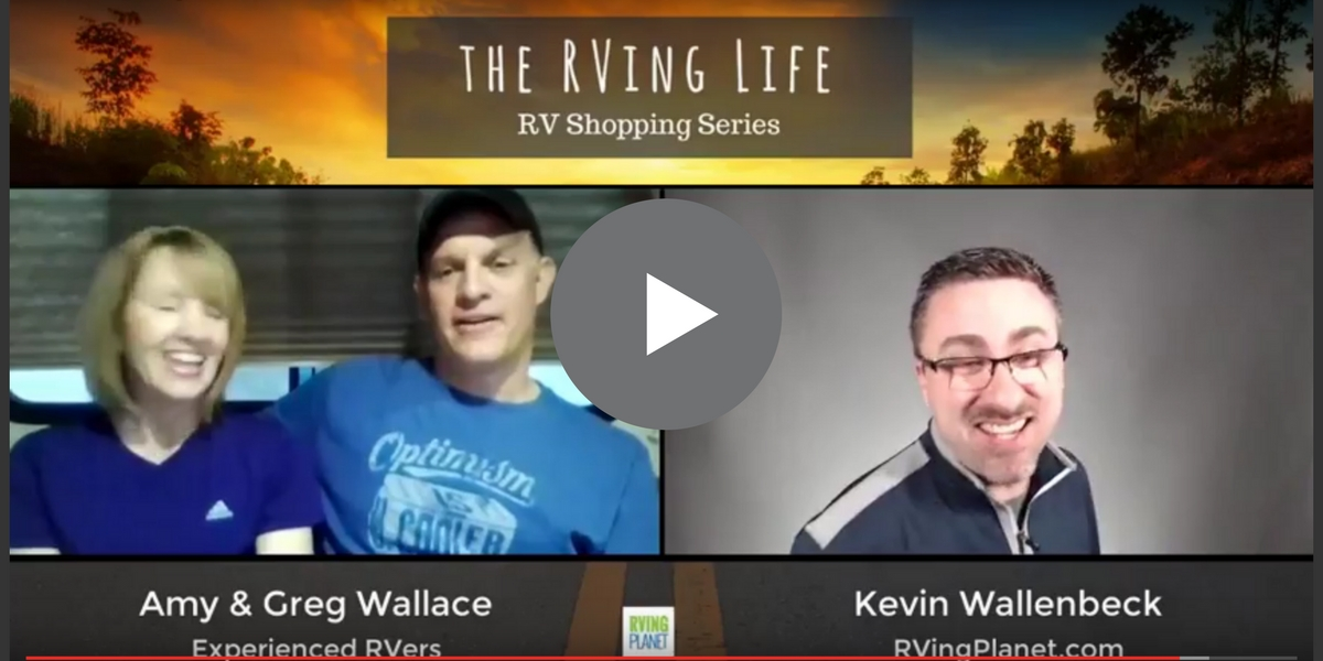 The RVing Life Show - Experienced RVing Couple