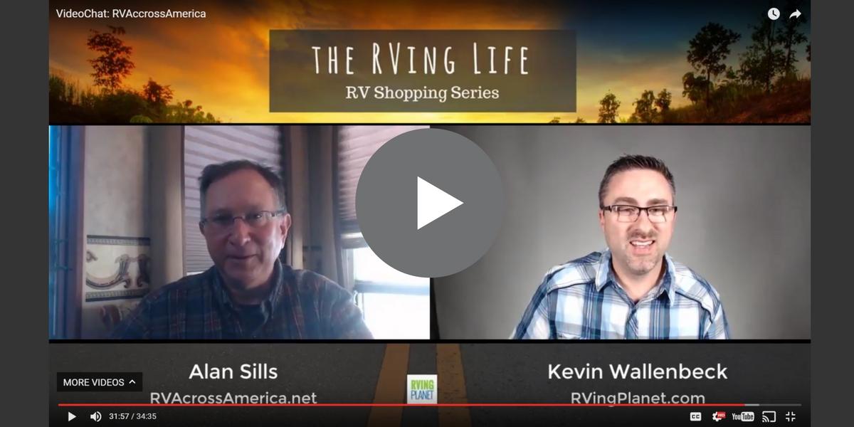 The RVing Life Show - RV Across America