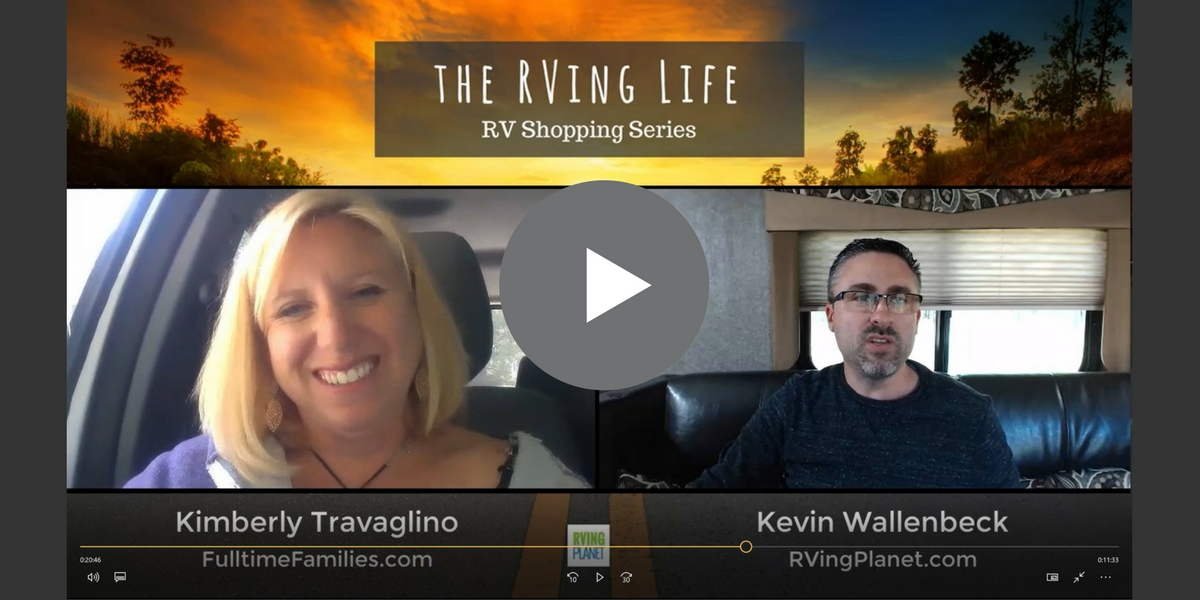 The RVing Life Show - Fulltime Families